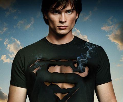 Smallville's Clark Kent