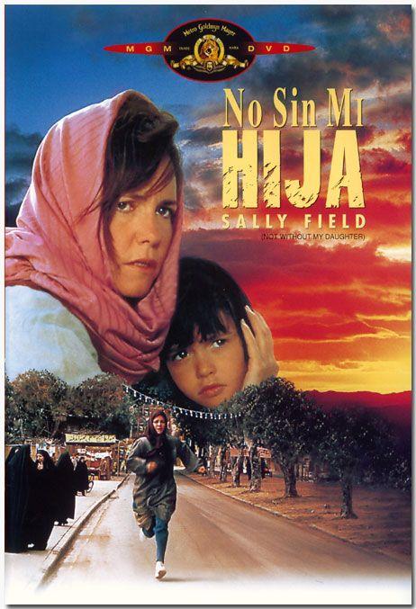 No sin mi hija (1990) EEUU. Dir: Bryan Gilbert. Drama. Familia. Relixión. Temas de xénero. Baseado en feitos reais - DVD CINE 1541