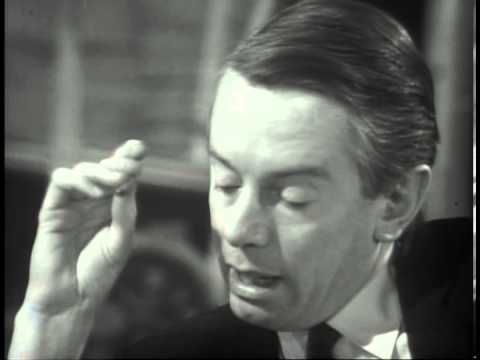 Sir Laurence Olivier : Great Acting 1966 Interview with Kenneth Tynan