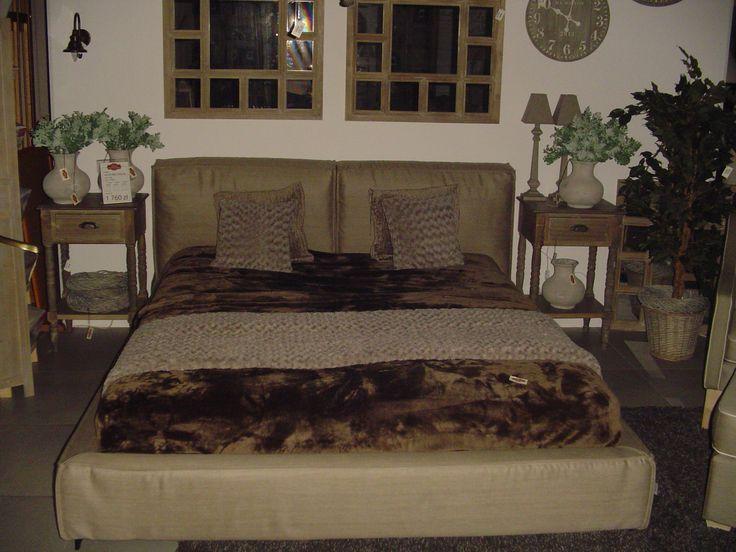 Łóżko /  Bed Villa Coloniale