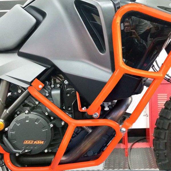 Rumbux KTM 1290 Super Adventure Protection Set Orange