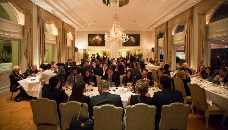 Εντυπώσεις από το καθιερωμένο πλέον γαστρονομικό δείπνο, που επιστέγασε τα Μεγάλα Κόκκινα Κρασιά στο Tudor Hall, την Δευτέρα 28 Νοεμβρίου 2016.