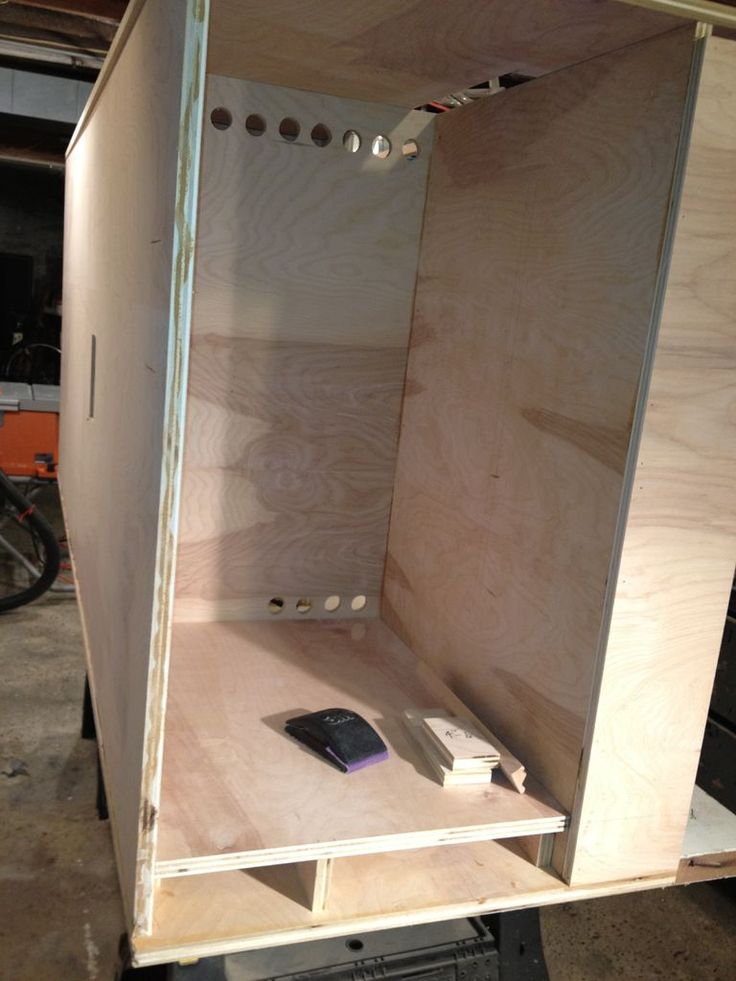 how to make a tv lift cabinet diy