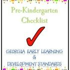 Georgia Early Learning  Development Standards also known as GELDS have finally been made available for the upcoming school year. I am so excit...$