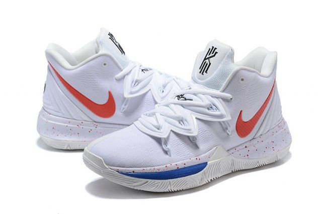 best website 8d86a 7e16d Nike Kyrie 5  UConn Huskies  PE Men s Basketball Shoes Irving Sneakers
