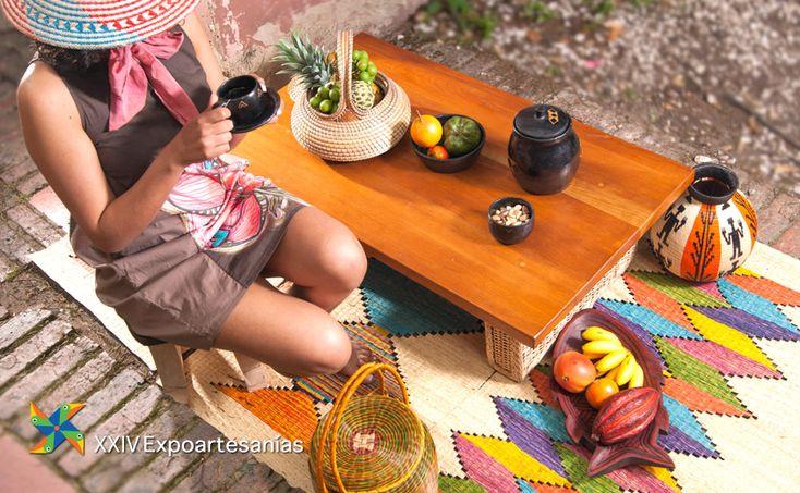 Expoartesanías 2014, tu hogar con artesanías colombianas