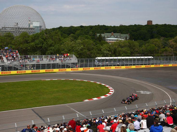 2015 CANADIAN GRAND PRIX | Scuderia Toro Rosso