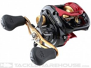 Daiwa Tatula CT Type-R 50th Anniversary Casting Reel