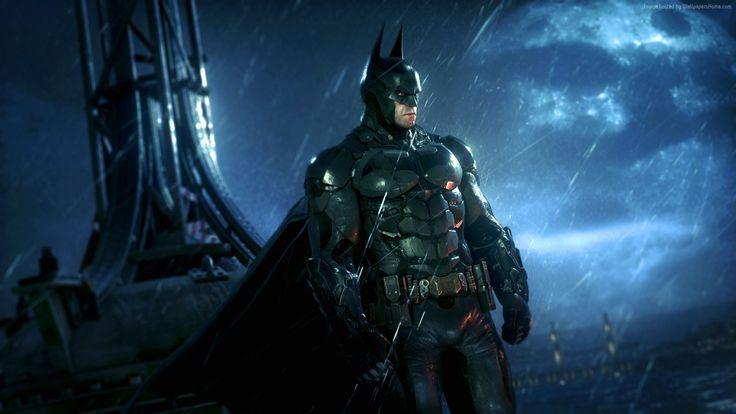 batman arkham knight wallpaper games