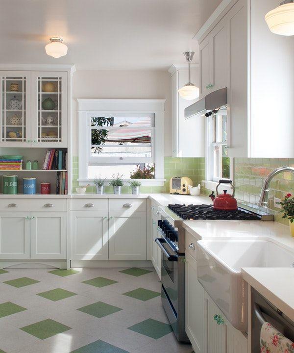 Fantastisch Kirsche Küchenschränke Mit Ahornboden Fotos - Küchen ...