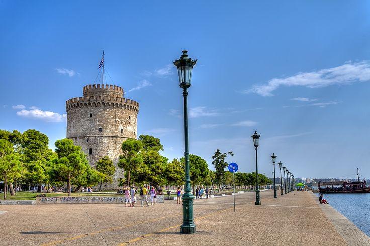 Godersi Salonicco