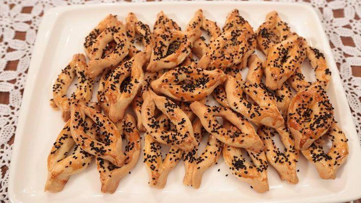 Çay Saati Çatal Tarifi | Nursel'in Mutfağından Yöresel Yemek Tarifleri