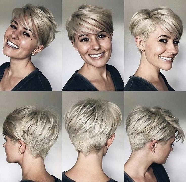 The Short Pixie Cut – 20 Great Haircuts You'll See…