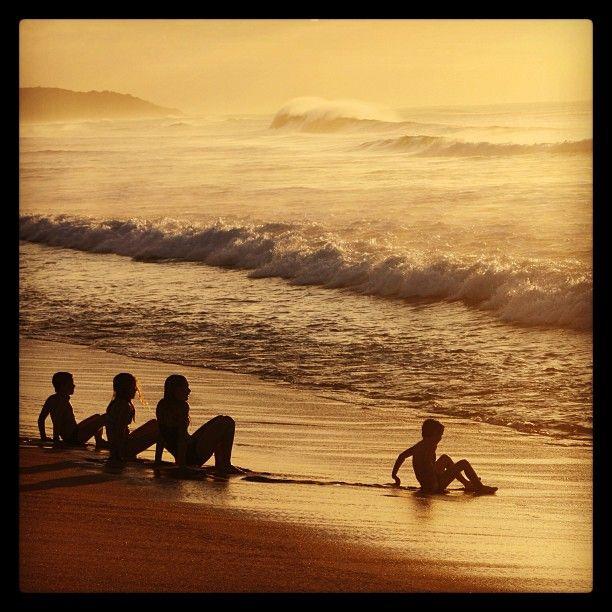 beach sunset #Durban #city #travel #instagram