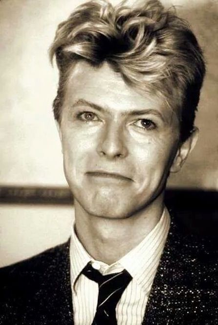 1983 - David Bowie 80s.