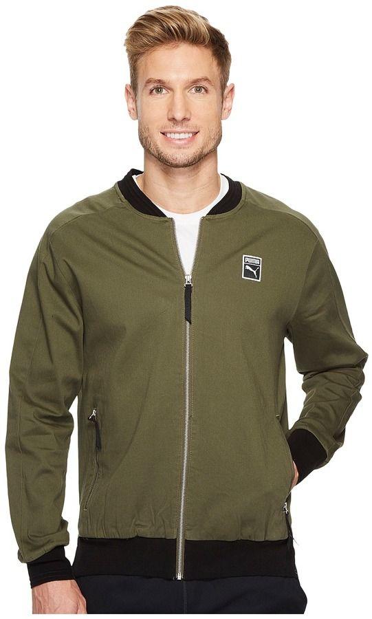 Puma Classics + T7 Woven Jacket