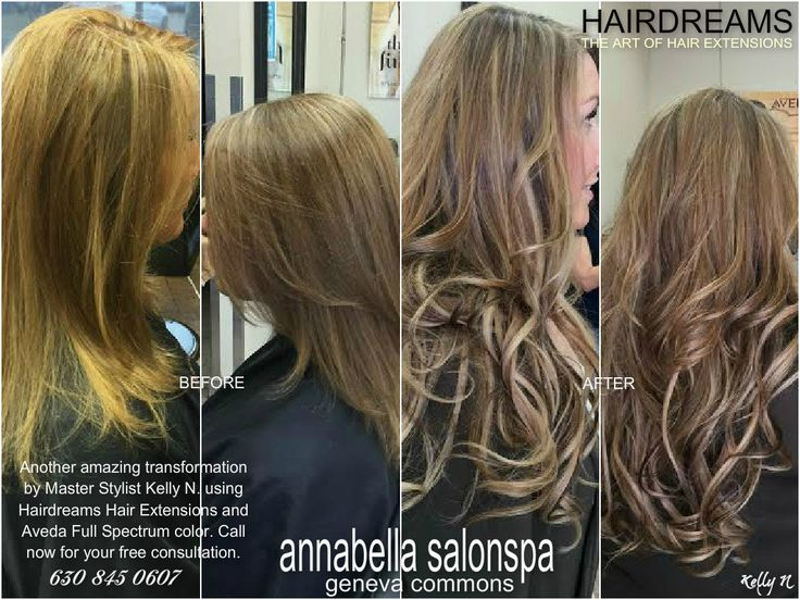 By Kelly N Annabella Salonspa Hairdreams The Art Of Hair