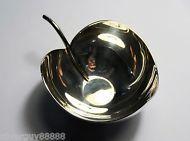 Christofle Silver leaf bowl