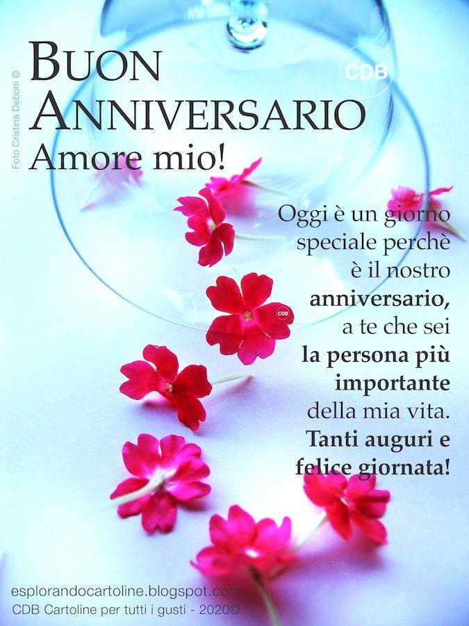 Cdb Cartoline Per Tutti I Gusti Cartolina Buon Anniversario Amore Mio Tant Nel 2020 Auguri Di Buon Compleanno Sorella Buon Compleanno Buon Compleanno Marito