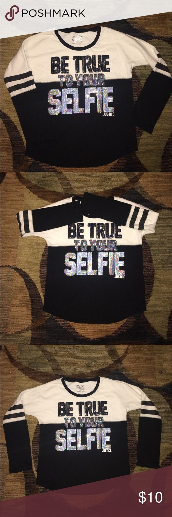 Justice Sweater by justice for the young lady...be cute and warm in style. Justice Shirts & Tops Sweaters