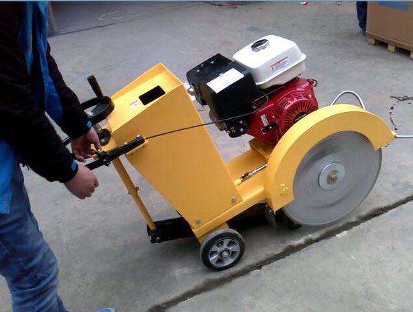 asphalt cutting machine rental