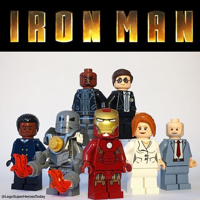 The original Iron Man movie was released 9 years ago today which was the beginning of the MCU! What a long way we've come since !...