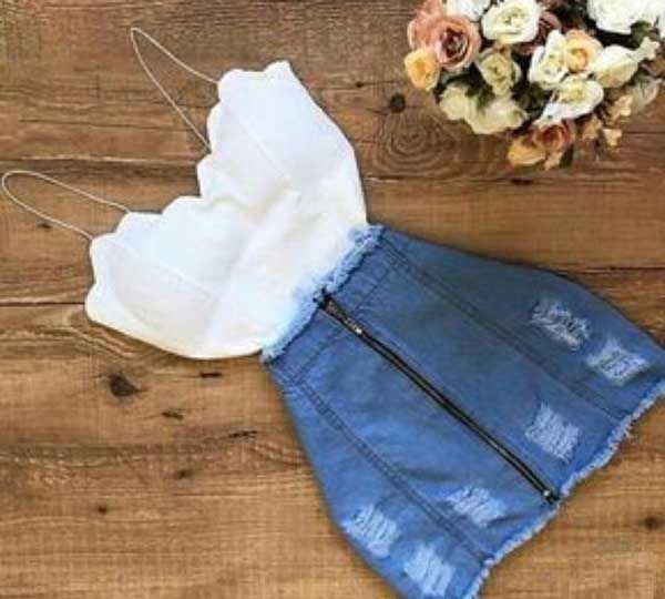 50+ Simple Summer time Outfits