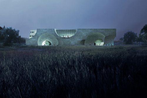 Ausgezeichnet: Thermalbad von Steven Christensen Architecture