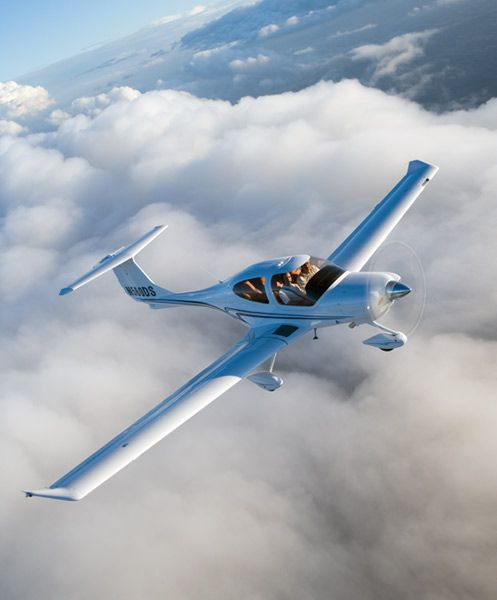 Diamond DA-40...or Cirrus SR-22???
