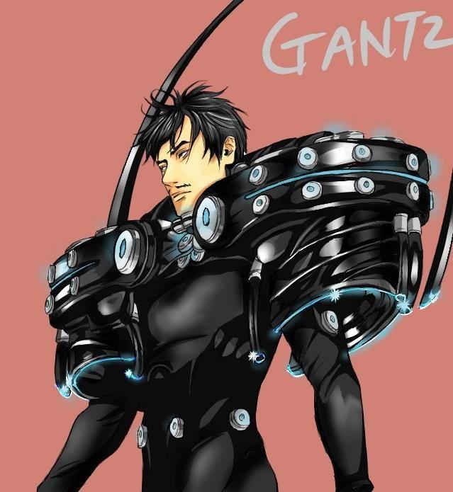 17 Best Images About GANTZ On Pinterest
