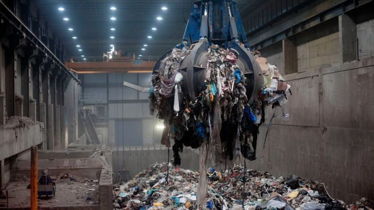 Sweden is running out of trash