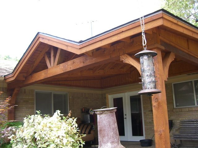 Mini Gable Patio Cover Patio Covers Pinterest Patio