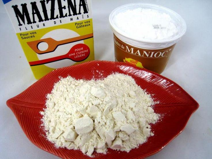 15 usages étonnants de la fécule de maïs