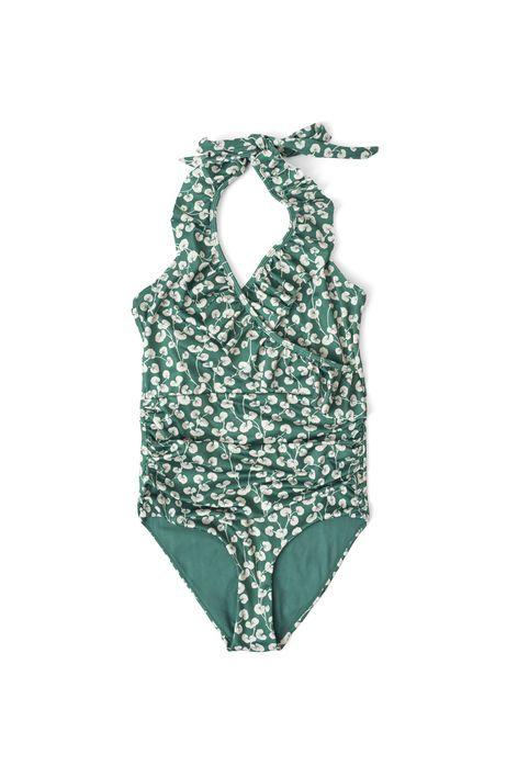 Lyme Swimwear Swimsuit, Verdant Green
