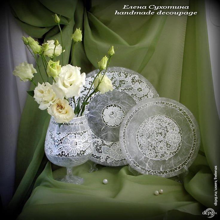 "Декупаж - Сайт любителей декупажа - DCPG.RU | Комплект ""Ренессанс"""