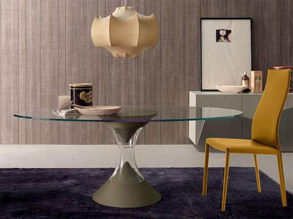 Compar Contemporary Lucas Oval Glass Dining Table in Fuchsia, Bronze or White - See more at: https://www.trendy-products.co.uk/product.php/6717/compar-contemporary-lucas-oval-glass-dining-table-in-fuchsia--bronze-or-white#sthash.YfFCGZMQ.dpuf