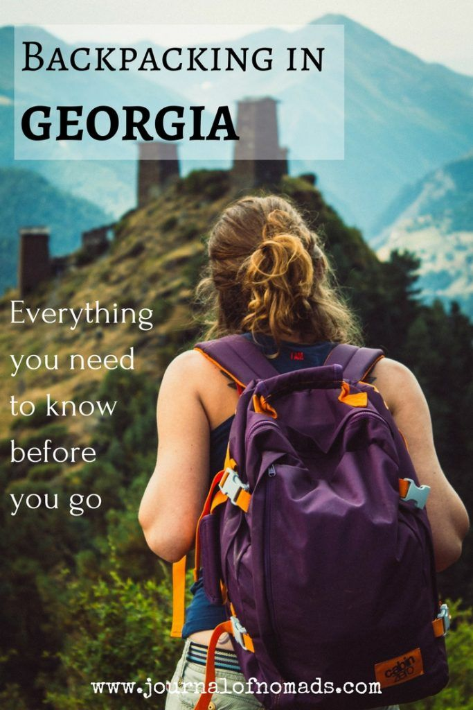 In this article, you'll find all the information (visa, money, getting around, what to pack,...) that you need to know before you go backpacking in Georgia (the country). A complete travel guide to Georgia.