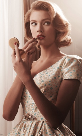ohh early 60s style is so glamorous