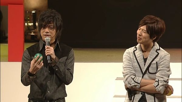 Daisuke Namikawa & Hiroshi Kamiya