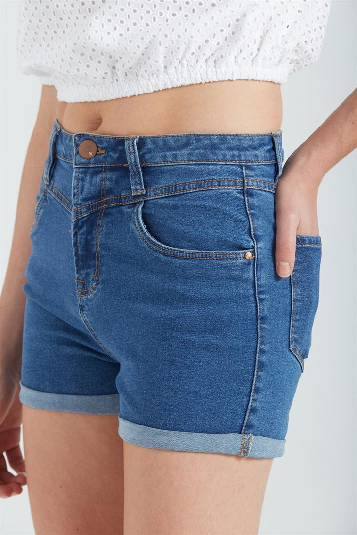 the classic high rise short
