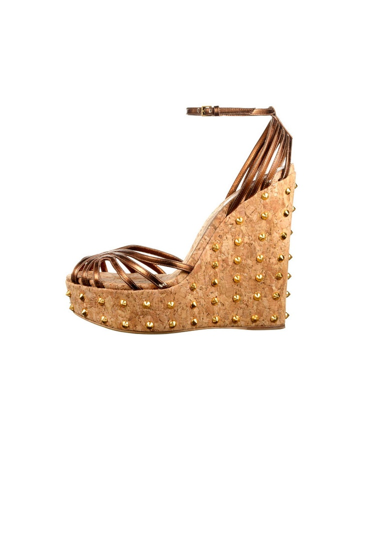 Gucci High-Heel Sandal: Fashion Beauty, Gucci High Heel, Instant Delight, Gold Accents