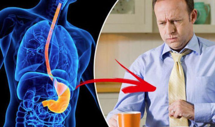Last van brandend maagzuur? Dan moet je deze voedingsmiddelen vermijden!