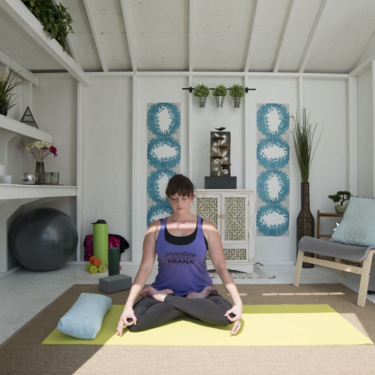 Home Gym In Shed: 7 Best Shed Conversion Ideas - Gym Images On Pinterest