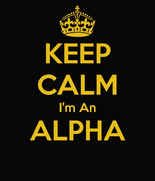 Alpha Phi Alpha, It helped me become a better man
