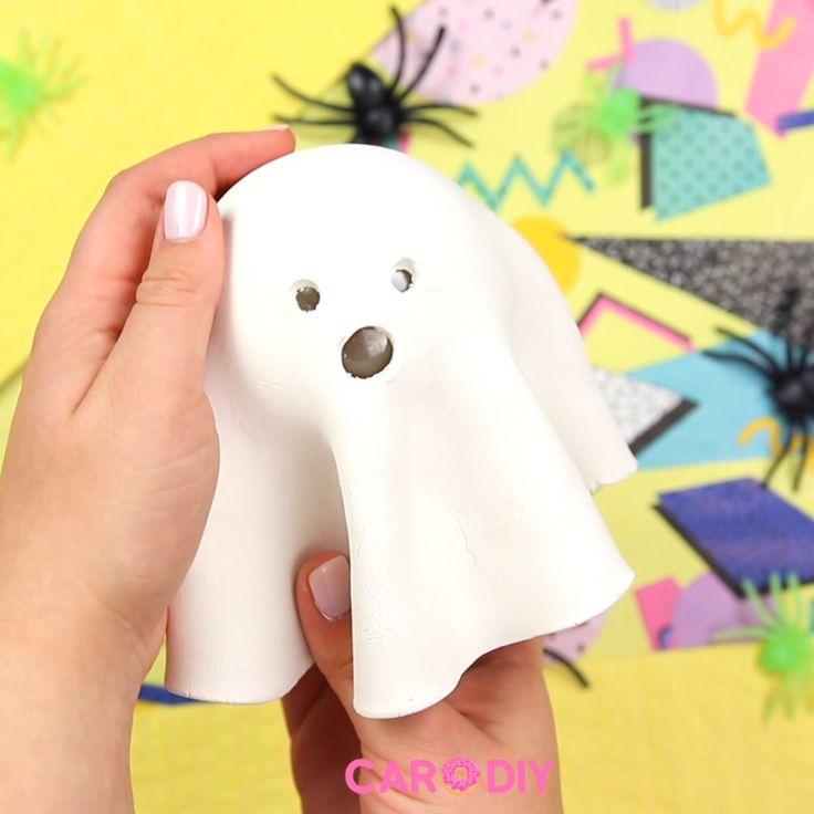 Dieses süße Halloween-DIY könnt ihr ganz leicht…