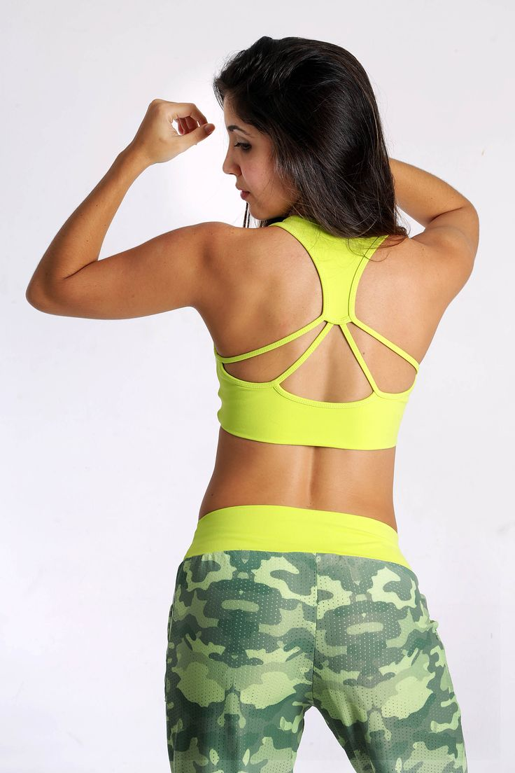 Marca mint love exponentes de ropa deportiva que nos demuestra que