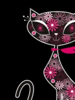Pink and Black Backgrounds   Pink And black Wallpaper   face book ...