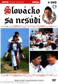 Televizní seriál z Edice České televize Slovácko sa nesúdí na DVD.