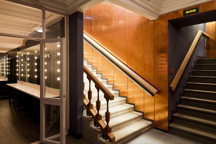 Galería de Electroteatro Stanislavsky / Wowhaus - 4