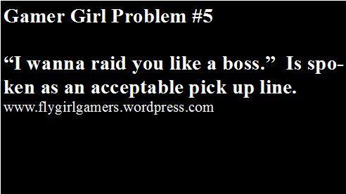 Gamer Girl Problem #5